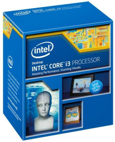 Intel Core i3-4160 (3M Cache, 3,6 GHz) LGA1150