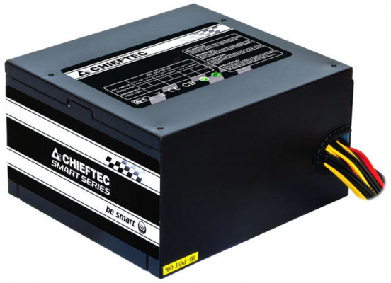 Chieftec Smart táp 500W 12cm ATX, BOX