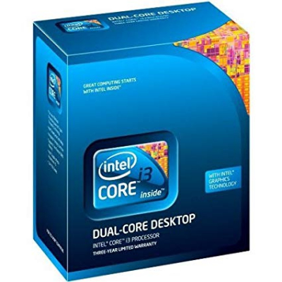 Intel Core i3-550 (4M Cache, 3,20 GHz) LGA1156